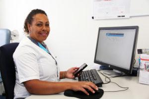 Diabetesverpleegkundige Grace gebruikt BeterDichtbij