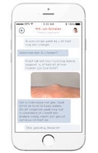 App gesprek BeterDichtbij medspec_transparant