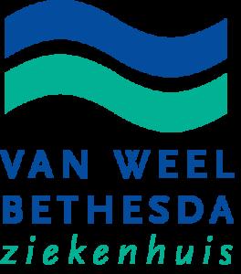 Het Van Weel-Bethesda logo vierkant